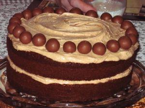 Choccy Cake