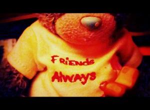 friend label