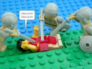 Brick Testament - Shibboleth
