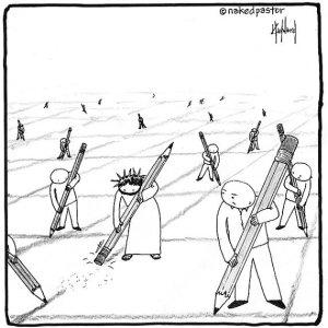 Jesus Eraser - nakedpastor.com