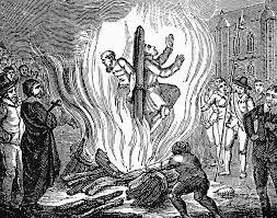 Latimer & Ridley Martyred